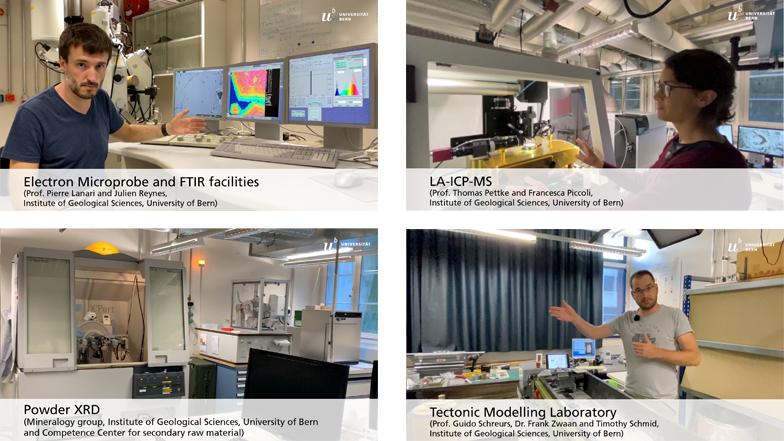 Labore Überblick